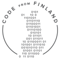 Code from Finland Logo