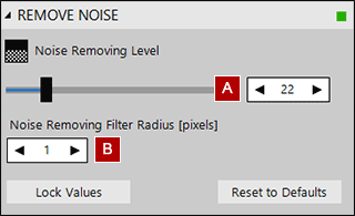 Noise Removing